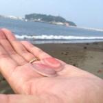 [n❁h]【後編】「家族の日」、二日目は早朝、江ノ島ラン&娘の浜デビューでスタート!