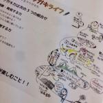 [n❁h]ラクガキイベント『ハッピーラクガキライフ!』に参加して来たよ!絵を描く機会を増やしたい人には是非参加してほしい!#happyrakugaki