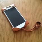 [n❁h]念願のiPhone6をGET!落下しやすい本体を守るケースはやっぱりabicaseしかないでしょ‼︎