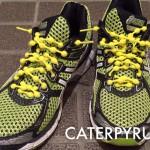 [n❁h]爪先痛対策はこれ!結ばない靴紐『CATERPYRUN(キャタピラン)』をリピート購入してみた!