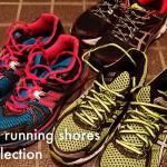 [n❁h]さぁ、そろそろ奈良マラソンの相棒を選ぼうか。所有する3足のシューズをレビューする。#七ブ侍 #木曜日 *14
