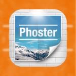 [n❁h]ロゴ&アイキャッチ作成に大活躍!iOSアプリ『Phoster』でプロでなくともここまでできる! #七ブ侍 #木曜日 *16
