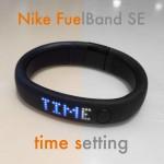 [n❁h]PC不要で超簡単!iPhoneアプリを使って、たった30秒でNike FuelBand SEの時間を合わせる方法。