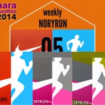 [n❁h]【週刊ノリラン/奈良マラソンへの道*まとめ】奈良マラソンまでの3ヶ月、全12回のランニング記録の総まとめ!