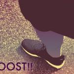 [n❁h]【BOOST@homeレビュー編】BOOSTしてる?『ultra boost』&『adizero tempo boost』で10km走ってみた!