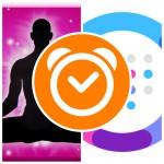 [n❁h]どれも身につけたい!「睡眠」「瞑想」「タスク管理」の習慣化アプリをご紹介! #七ブ侍 #木曜日 *35 シュウカンアプリ*10