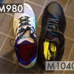 [n❁h]〈ニューバランス〉M980&M1040で100kmずつ走ってみた感触。