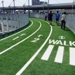 [n❁h]【PR】走ってよし!歩いてよし!エアトラック@森ノ宮キューズモールで爽快ランニング! #adidas  #runbase