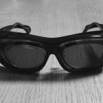 [n❁h]メガネの上からでも掛けられる!〈コールマン〉オーバーサングラスで日差し対策を!