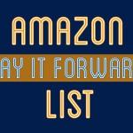 [n❁h]Amazonほしい物リスト公開。「何かくれ」という前に自分がペイフォワードしてみた。 #七ブ侍 #木曜日 *45