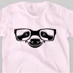 [n❁h]初めての「SUZURI」Tシャツ。これなら誰とも被らない!