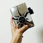 [n❁h]ほぼ日手帳2016 springに岡本太郎作品が登場!『太陽の塔』カバーが超イカすッ!