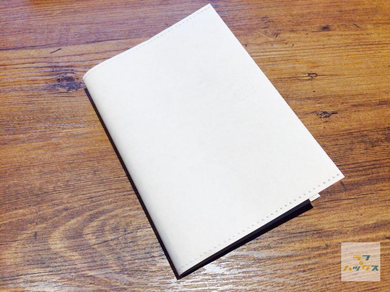 MDノート紙カバー